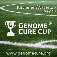 MEN's SOCCER TOURNAMENT (one day) - GENOME CURE CUP