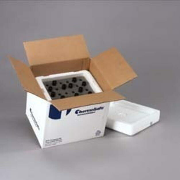 Tegrant Thermosafe ThermoSafe Foam Vial Shippers, ThermoSafe Brands 480-413