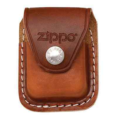 Zippo lpcb brown RARE Lighter pouch clip leather, New in Box