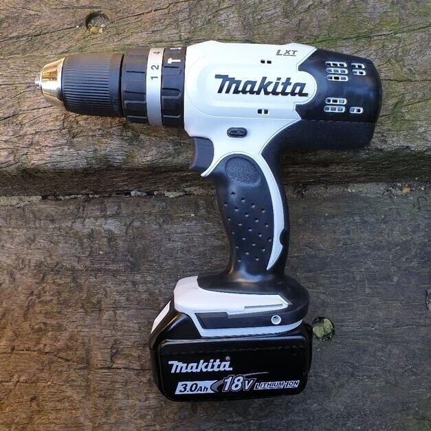 New Makita DHP453 18V 3 0Ah Li-Ion LXT Cordless Combi Drill | in Clapham,  Bedfordshire | Gumtree