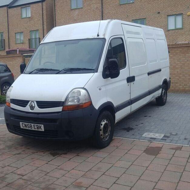 c29ebeb434 Renault Master Van for Sale