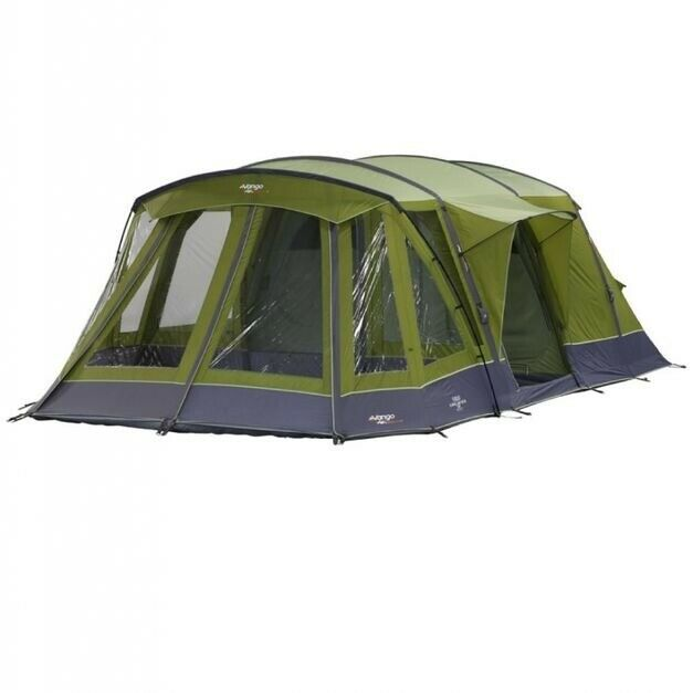 New Vango Icarus Air Vista 500 5 Man Person Berth Inflatable Tent Pitch in 10 mins Under 24 kgs | in Clapham, Bedfordshire | Gumtree