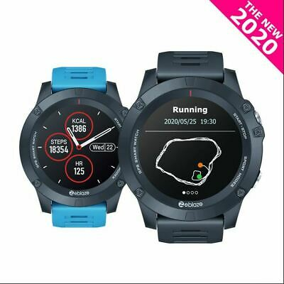 Zeblaze VIBE 3 GPS Smartwatch Heart Rate Multi Sports Modes Waterproof