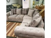 ❤Brand New Verona Corner Sofa Available😆 with lowest price Order NOw