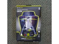 New Rechargeable Windup Camping Lamp Travel solar & USB portal Torch ideal 4 inflatable Tent