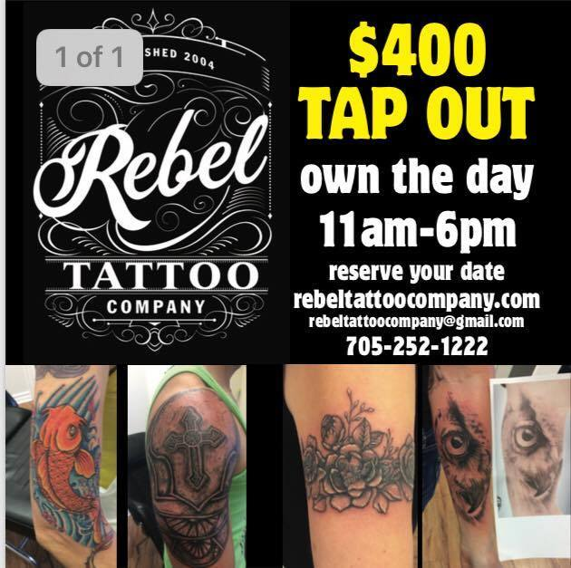 how to promote your tattoo shop