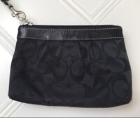 Wanted: LOST BLACK COACH WRISTLET $50 REWARD