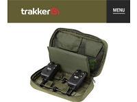 Trakker 2 rod Buzz Bar bag (brand new in box)