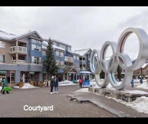 2 Bed 2 Bath Vacations Rental in Beautiful Whistler