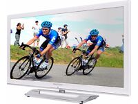 Sharp 24 inch LED HD Digital TV with Built-in Freeview TV tuner