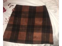 Gorgeous winter skirt!