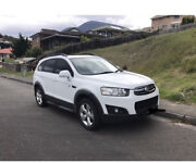 2012 Holden Captiva CG SERIES 2 for sale Moonah Glenorchy Area Preview