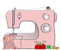 Sewing services - minor alterations or mending/repair