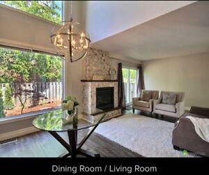 Exec TOWNHOUSE 3 BR 3 Bth w POOL in BURLINGTON!