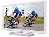 Sharp 24 inch LED LCD Digital TV with Built-in Freeview TV tuner