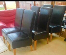 Designer dinning chairs