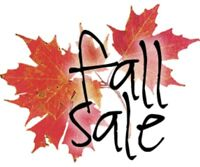 Sale on all fall cleaning. Apartments, Houses & More