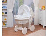 Large Crib On Wheels