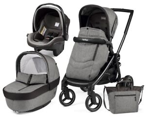 Peg Perego S15 booklet travel system