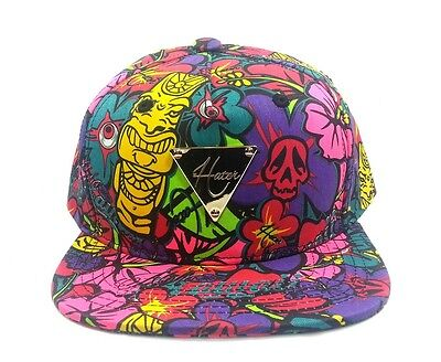 HATER Aloha 2nd Edition Snapback NEW HipHop