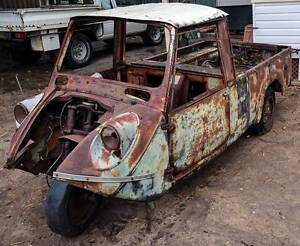 EXTREMELY RARE MAZDA T600 1959 / 1960 TEA45 3 WHEELER MICRO TRUCK Northam Northam Area Preview