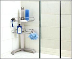 NEW Simple Human Standing Corner Shower Caddy