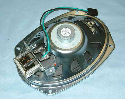 """58 - 62 C2 CORVETTE Speaker w/correct Loading Coil 6"""" x 9"""" NEW Neo Magnet  NOTE*"""