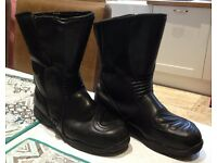Alpinestars Biker Boots, good condition, size 7 & 1/2.