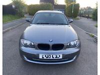 2010 BMW 1 SERIES 116I SE 2.0 PETROL LOW MILEAGE FSH