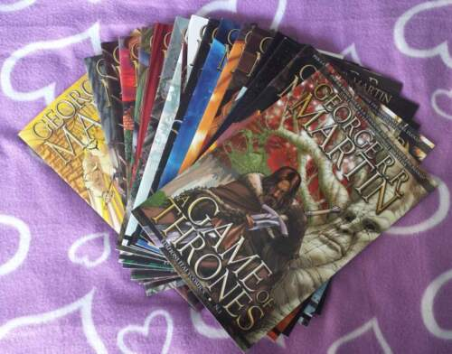 """Fumetti """"A Game of Thrones"""" n° 1-16"""