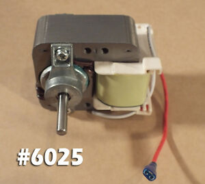Replacement Motor For Chicago Electric Single Drum Rotary Rock Tumbler 6025 Ebay