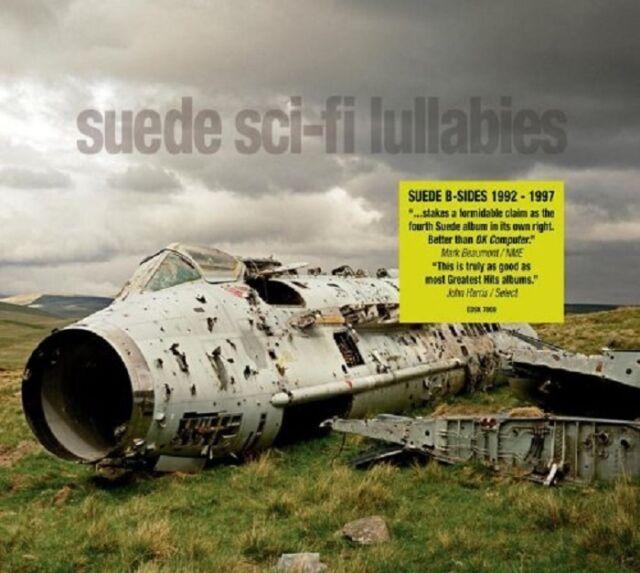 SUEDE Sci-Fi Lullabies - 2CD - Digipak Deluxe Edition - B-Sides 1992 - 1997
