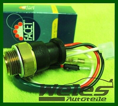 7.5600 FACET Thermoswitch for Radiator Fan Fiat Regata Ritmo II