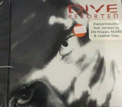 DIVE- REPORTED *CD BRAND NEW STILL SEALED NUOVO SIGILLATO RARO INDUSTRIAL ELECTR
