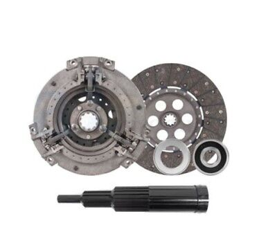 Clutch Kit Massey Ferguson Mf 135 150 230 235 245 Tractor 2 Stage Clutch