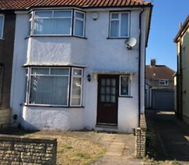3 Bedroom semi-detached family house, great condition, Oxford