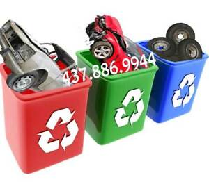 ∎▶ QUICK CASH FOR SCRAP CARS ∎▶ Get Up to $2,500 ∎▶ 437-886-9944