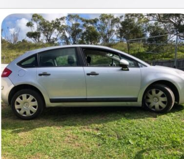 2010 Citreon c4 60,000ks auto no rego Newcastle Newcastle Area Preview