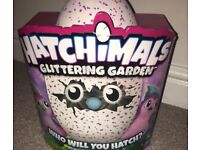 Bnib Penguala glittering garden hatchimal