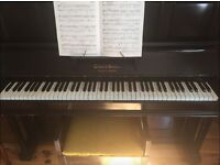 PIANO LESSONS - £10 per half hour lesson + 10 mins theory