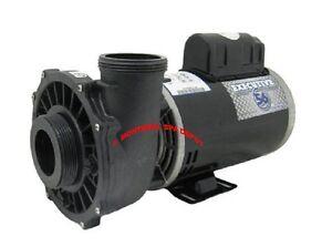 Waterway-spa-pump-EXECUTIVE-48-frame-2speeds-4-5-HP