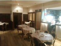 Delightful Hertfordshire Restaurant for sale next to a busy pedestrianisedshopping precinct.