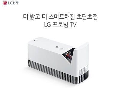 LG HF85JA Ultra Short Throw Laser Smart Home Theater Projector BT FHD 1920x1080
