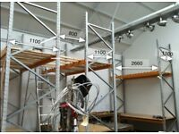 Heavy Duty Pallet Racking
