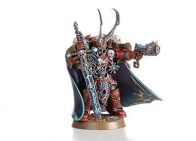 Warhammer 40k Dark Vengeance Chaos Space Marines Lord New