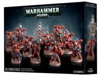 Chaos Space Marine Squad Warhammer 40k 40,000