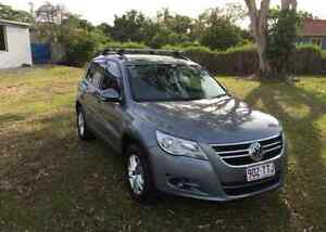 2008 Volkswagen Tiguan Wagon **12 MONTH WARRANTY** Coopers Plains Brisbane South West Preview