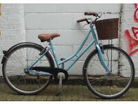 Vintage ladies dutch bike DAWES frame 16in serviced & warranty - welcome for test ride & cup of tea