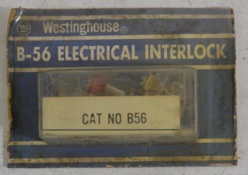 WESTINGHOUSE B-56 B56 ELECTRICAL INTERLOCK - NEW