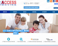 West Island/Montreal Movers - All Access Moving Company
